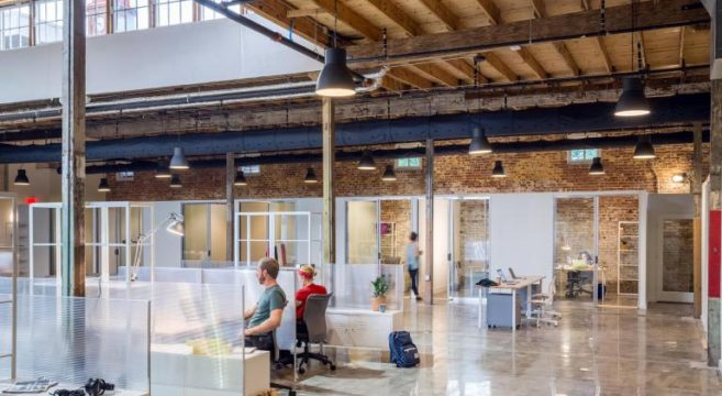Coworking Space The Warehouse Opens In Bywater