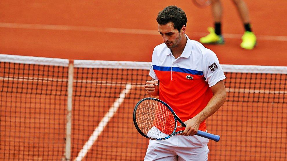 Albert Ramos Roland Garros