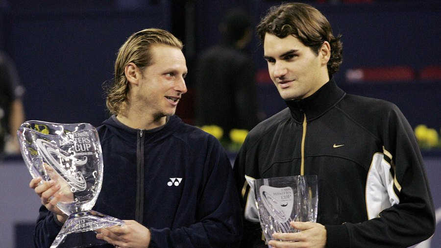 Nalbandian Masters Cup 2005