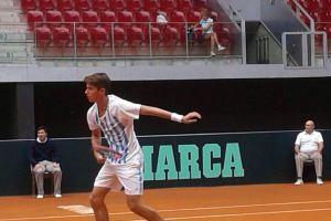 Santy R Taverna Copa Davis