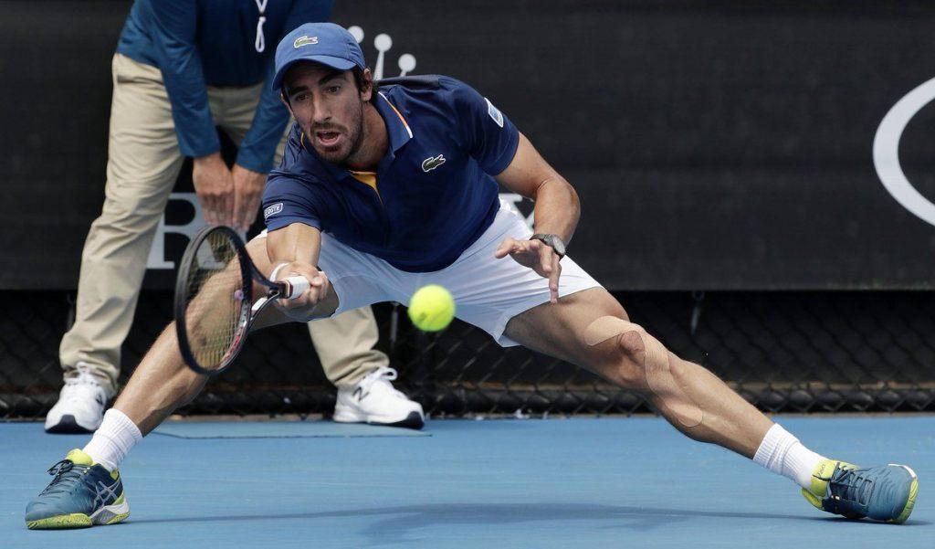 Pablo Cuevas Open de Australia 2018