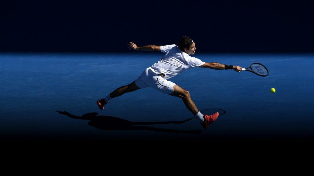 Federer Open de Australia 2018