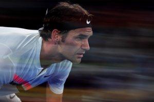 Federer Open Australia 2018
