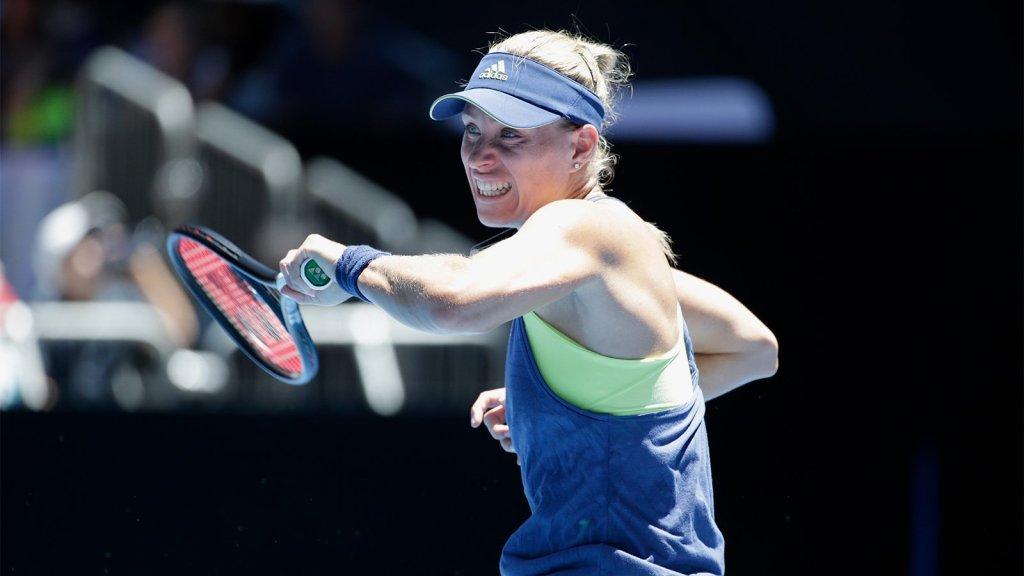 Kerber Open de Australia 2018