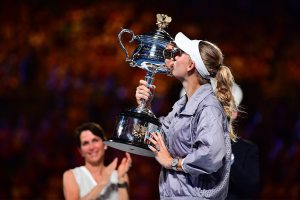 Wozniacki campeona Open de Australia 2018