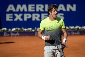 Bedene celebra un triunfo en el Argentina Open