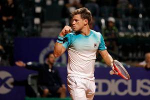 Schwartzman en el Argentina Open