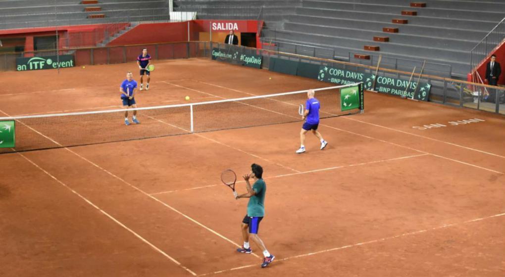 San Juan sede de la Copa Davis