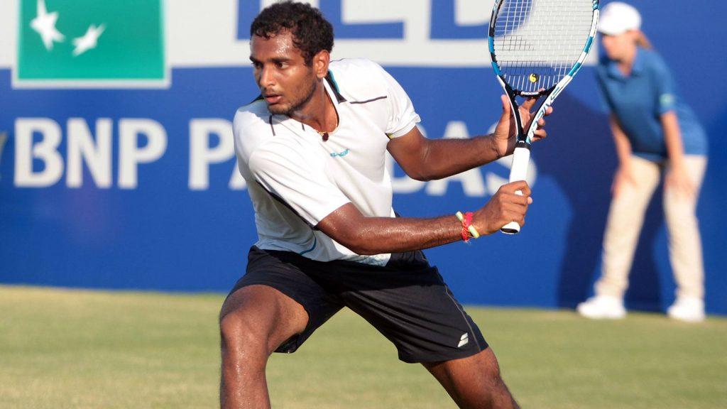 Ramanathan en el ATP de Antalya