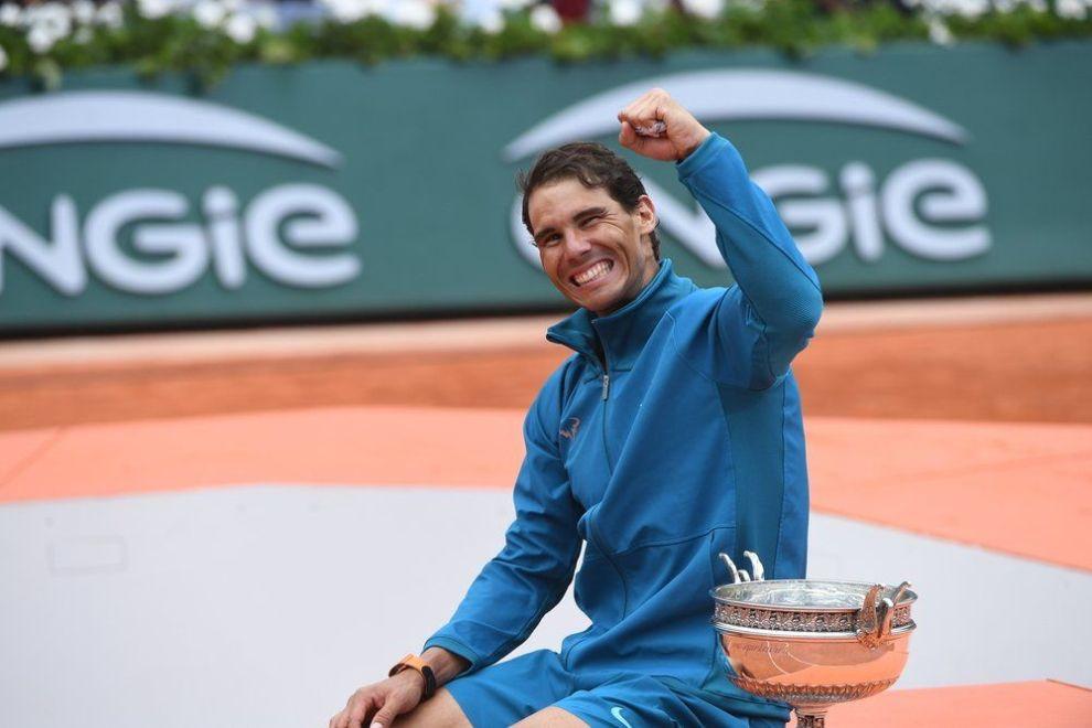 Calendario Rafael Nadal 2020