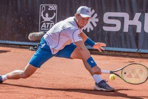 Casper Ruud en el ATP 250 de Bastad