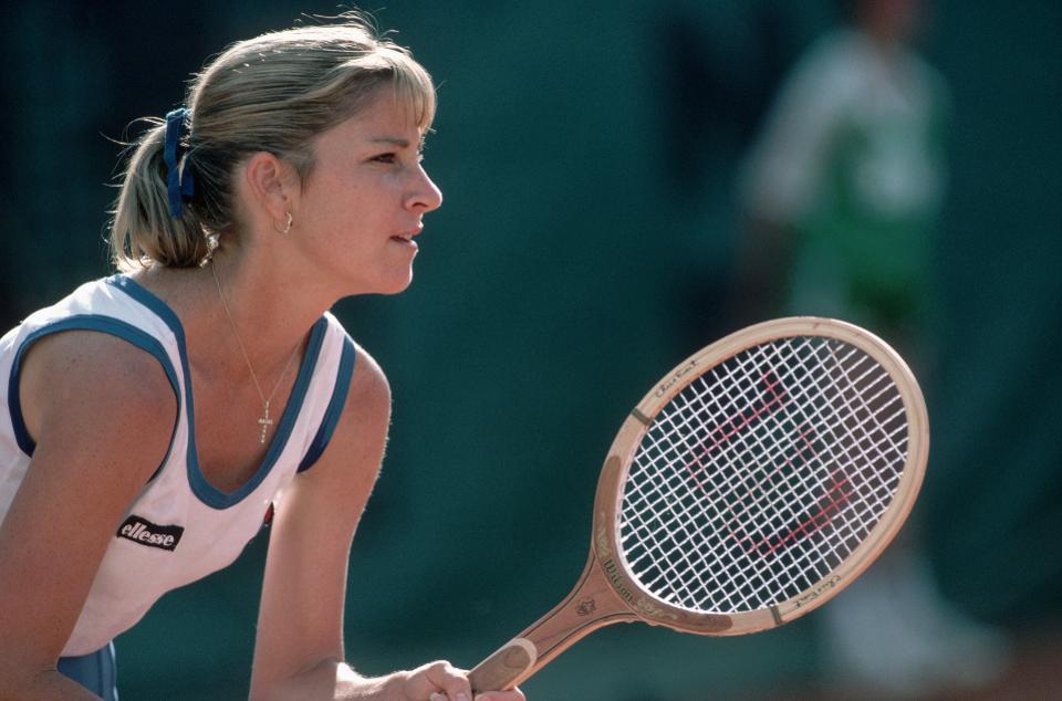 Tenistas WTA con más finales de Grand Slam