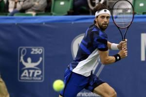 Basilashvili golpea un revés en el ATP de Memphis