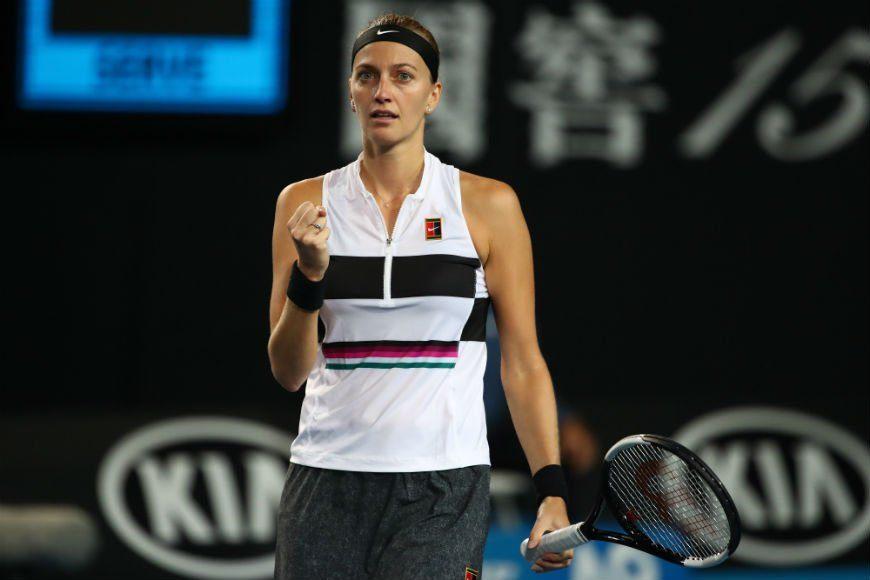 Kvitova Open Australia