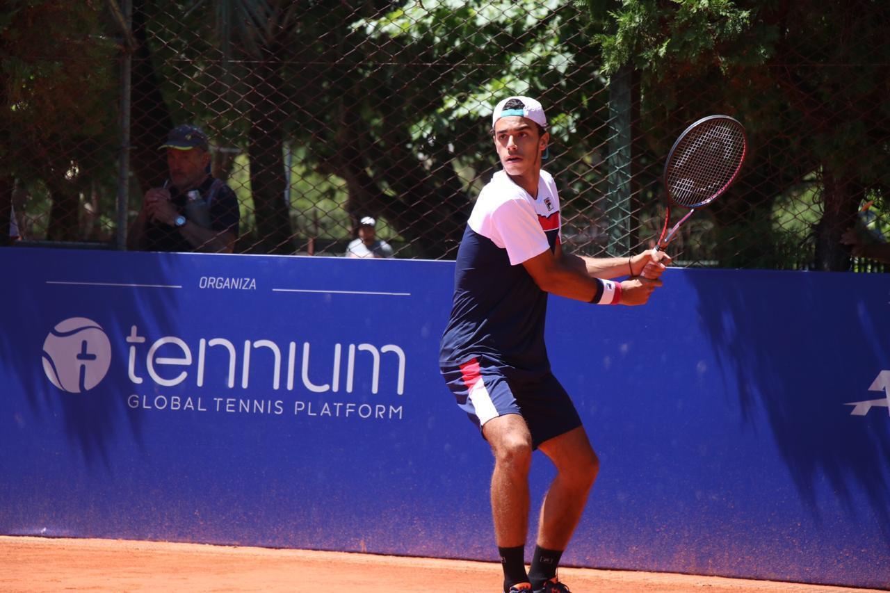 Francisco Cerundolo Desde Chiquito Siempre Sonaba Con Jugar El Atp De Buenos Aires Canal Tenis