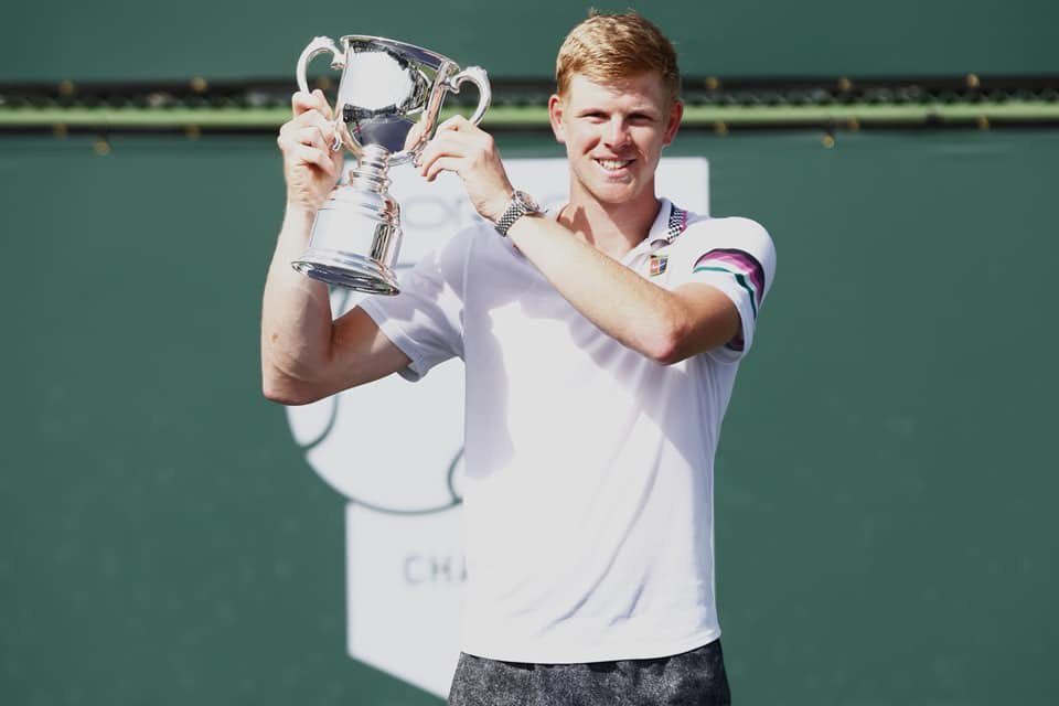 Edmund Challenger Indian Wells