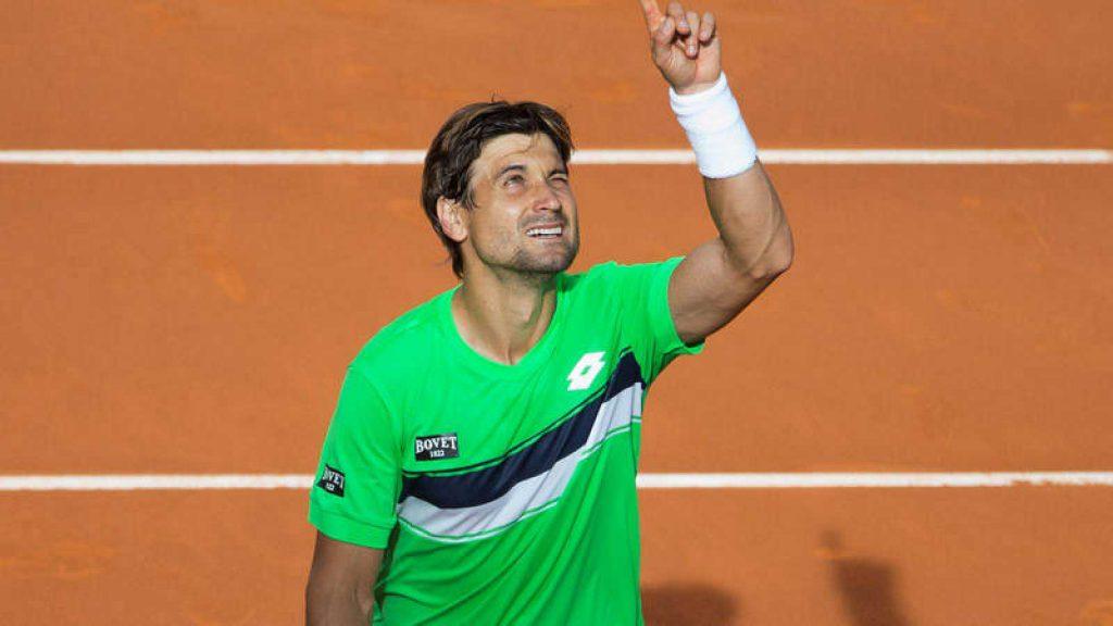 Davis Ferrer Masters 1000 Madrid