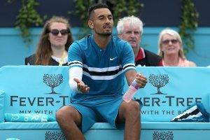 Nick Kyrgios polémica ATP Queens