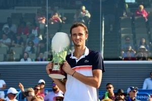 Medvedev Masters 1000 Cincinnati