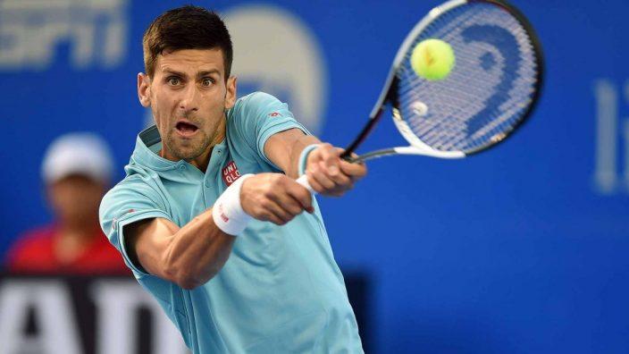Novak Djokovic estadísticas 2019