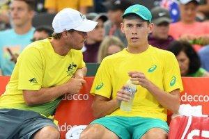 Alex De Miñaur diamante en bruto tenis australiano