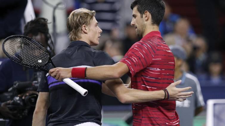 Previa final Masters 1000 París 2019 Djokovic Shapovalov