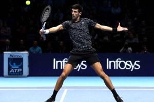 Derrotas Djokovic Nitto ATP Finals