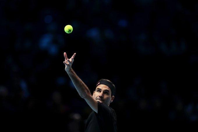 Federer Berrettini Nitto ATP Finals