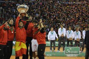 Títulos España Copa Davis