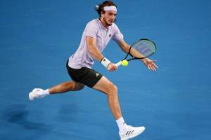 Steafanos Tsitsipas Grand Slam Australian Open