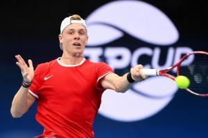Shapovalov Zverev ATP Cup 2020