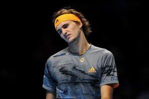 Alexander Zverev ATP Cup 2020