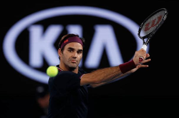 Jugadores con más octavos de final en el Australian Open