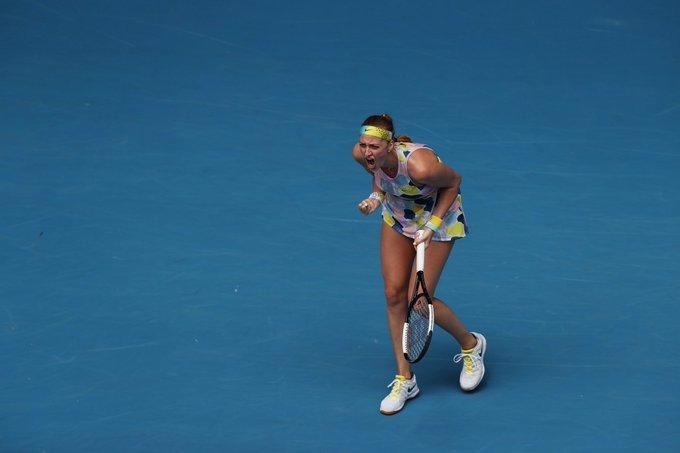 Kvitova Sakkari Open Australia 2020