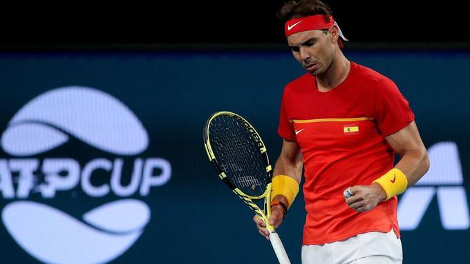 Nadal declaraciones ATP Cup