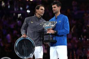 Djokovic Nadal número 1 ATP