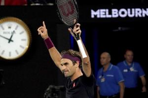 Federer declaraciones partido Millman