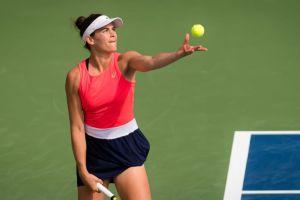 Muguruza Brady WTA Dubai 2020