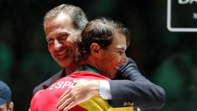 Donald Trump Rafael Nadal
