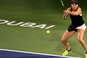 Resultados WTA Dubai 2020