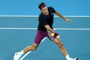 Puntos pierde Federer lesión