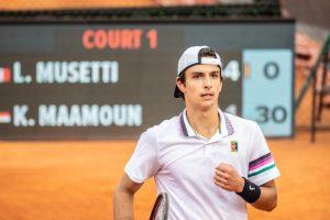 Lorenzo Musetti challenger