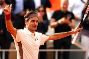 Calendario Federer 2020 tierra batida