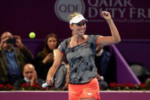 Cuadro WTA Doha 2020