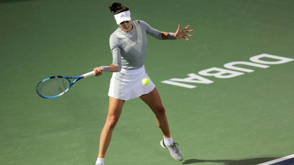 Cuadro WTA Dubai 2020