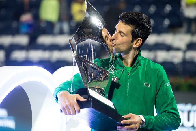 Djokovic declaraciones ATP Dubai