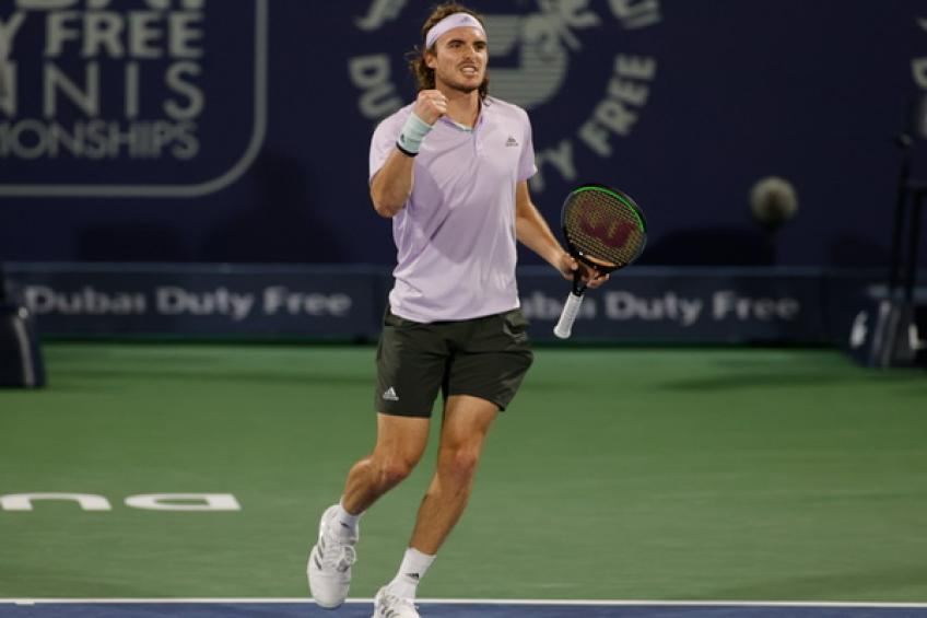 Tsitsipas declaraciones final ATP Dubai