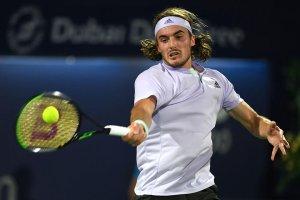 Tsitsipas Bublik ATP Dubai