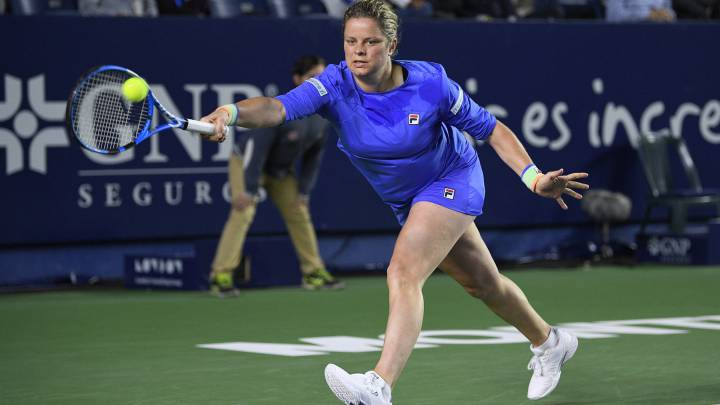 Clijsters declaraciones WTA Monterrey