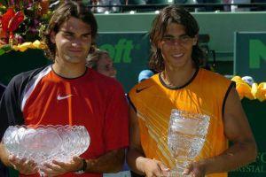 Federer Nadal Miami Open 2005